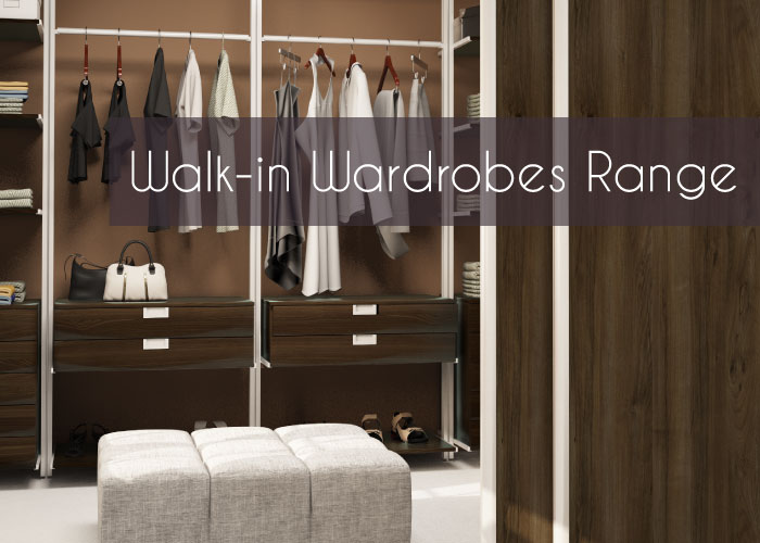 Our range at your fingertips fusion robes ltd amazing for Walk in wardrobe fittings