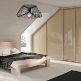 Angled door bedroom & Sliding Wardrobes Gallery | Fusion Robes Belfast - Amazing Sliding ...